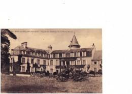 CP RIEC SUR BELON Façade Du Château De La Porte Neuve - Autres Communes