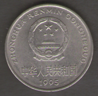CINA YUAN 1995 - Cina