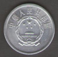CINA 5 FEN 1976 - Cina