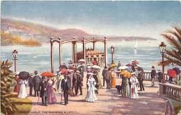 - Depts Divers - FF523 - Monaco -  Monte Carlo -  The Passenger Lift - Carte Tuck - Illustrateur Oilette - Ilustrateurs - Monte-Carlo