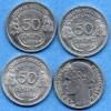 FRANCE   50 CENTIMES 1946 B  Morlon  Alu - France