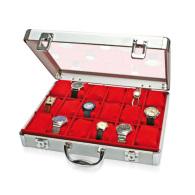 Mallette Pour 18 Montres - Jewels & Clocks