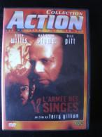 DVD      L'Armée Des  12 Singes - Sci-Fi, Fantasy