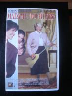 CASSETE VIEO   Madame  Doubtfire - Comedy