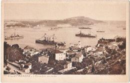 06. VILLEFRANCHE. L'Escadre En Rade. 28 - Villefranche-sur-Mer