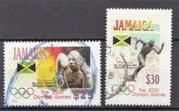Jamaica Used Stamps - Summer 2000: Sydney