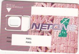 ZIMBABWE - NetOne GSM, Sample - Simbabwe