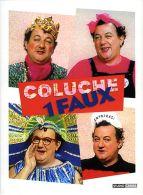Coluche 1 Faux, L'intégrale - Coffret 2 DVD Françoise Boulain - Concerto E Musica
