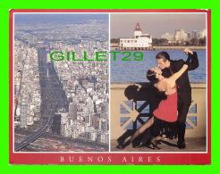 BUENOS AIRES, ARGENTINE - TANGO IN COSTANERA NORTE - TRAVEL I- FOTO, ALBERTO PATRIAN - - Argentine