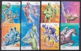 Australia Used Stamps - Summer 2000: Sydney