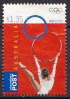 Australia Used Stamp - Summer 2008: Beijing
