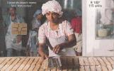 MAURITIUS ISL. - Cuisson Des Biscuits Manioc, Chip GEM3.3,  Tirage 40000, 11/01, Used - Mauritius