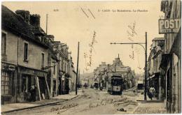 14 CAEN LA MALADRERIE LE PLANITRE 3 TRAMWAY - Caen