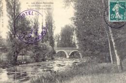 St Leonard Des Bois  Le Pont Du Touring Hotel  1910 - Saint Leonard Des Bois