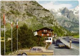 Autos Voitures Automobiles Cars - COURMEYEUR - Américaine à Identifier - Coupé Fiat 2300 S Ghia - Etc - Voitures De Tourisme