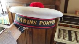 """Pompier - Bachi """" Marins Pompiers """" Complet - Firemen"""