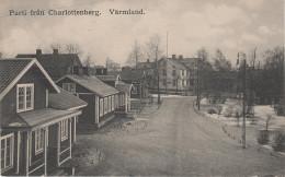 AK Parti Fran Charlottenberg Värmland Eda Restaurant Bahnhof ? Station Gare ? Bei Vittensten Arvika Schweden Sverige - Suède