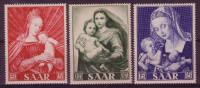 SARRE - N°330-331-333 NEUFS SANS TRACE DE CHARNIERE. - Saar