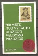 Hb De Lituania - Lituanie