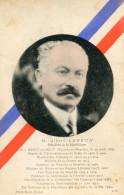 PRESIDENT LEBRUN(MERCY LE HAUT) - Personnages