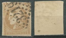 FRANCE Yvert # 1 (o) Oblitere - 1849-1850 Ceres