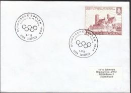 Belgium Tongeren 1978 / Olympic Games Moscow, Lake Placid 1980 - Winter 1980: Lake Placid