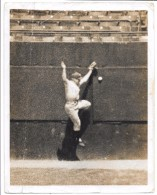 Joueur De BASEBALL Lors D´un Match - Baseball