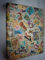 Album Comprenant Divers Timbres Anciens (Belgique,Australia,Andore,France,New-Zealand,Monaco Dont Olympiades) - Stamps