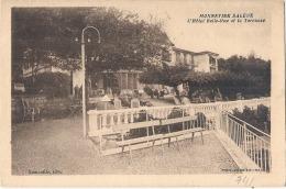 MONNETIER SALEVE  Hotel Bellevue Et La Terrasse   Neuve TTBE - France