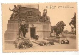 BRUXELLES: Tombeau Du Soldat Inconnu / BRUSSEL: Graf Van De Obekende Soldaat. - Belgique