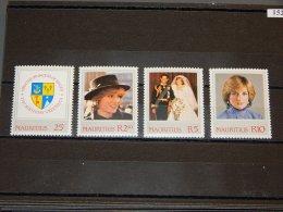 Mauritius - 1981 Princess Diana MNH__(TH-15286)
