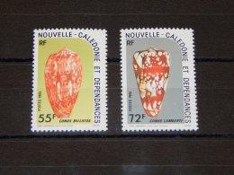 New Caledonia - 1985 Shells MNH__(TH-14729) - Nuevos
