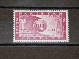 Pakistan - 1965 International Telecommunication Union MNH__(TH-15145)
