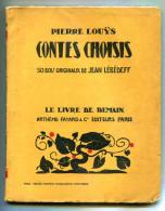 Pierre LOUYS Contes Choisis - Livres, BD, Revues