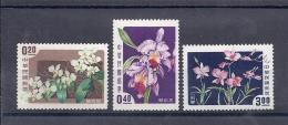 150025401  FORMOSA  YVERT    Nº  255/8  MH/MNH  (EXCEPT Nº 257) (Nº 256 */MH) - 1945-... República De China