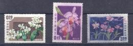 150025402  FORMOSA  YVERT    Nº  255/8  MH/MNH  (EXCEPT Nº 257) (Nº 256 */MH) - 1945-... República De China