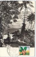 LBL38/3 - WALLIS ET FUTUNA FDC 4/9/1958 - Covers & Documents