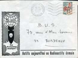 Lettre - 1961-....