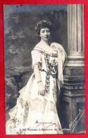 Madame La Duchesse De Vendôme (1870-1948. Princesse Henriette De Belgique). 1907 - Familias Reales