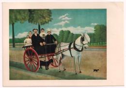 Douanier ROUSSEAU - La Carriole Du Père Juniet - éd. Fernand Hazan N° 380 - Peintures & Tableaux