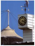 (690) UK - London Lord's Cricket Gorund Clock - Cricket