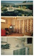 (690) New Zealand - Chirstchurch Hagley Motel - Hoteles & Restaurantes