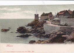 Nervi Postcard Genoa Genova  Portofino Liguria Cartolina Postale CPA Carte Postale Postkarte CPA - Genova (Genoa)