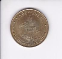 Jeton Médaille Monnaie De Paris MDp Orcival Eglise Romane Puy De Dome 2006 - Monnaie De Paris