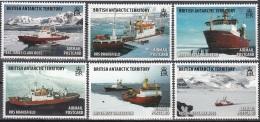 British Antarctic Territory 2011 Bateaux De Recherche Neuf ** - Territoire Antarctique Britannique  (BAT)
