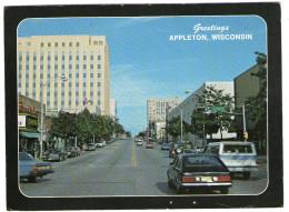 CPM    WISCONSIN     GREETINGS  APPLETON   COLLEGE AVENUE - Appleton