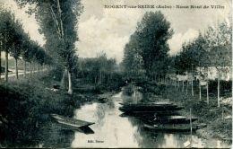 N°49409 -cpa Nogent Sur Seine -Noue Bout De Villin- - Nogent-sur-Seine