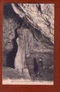 1 Cpa Grotte De St Capraise D Eymet - Autres Communes