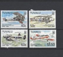 Vliegtuigen Tuvalu - Vliegtuigen