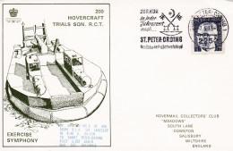 HOVERCRAFT>HOVERCRAFT MAIL>HOVERMAIL>EXERCISE SYMPHONY - 1952-.... (Elisabetta II)